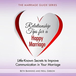 Relationship tips for happy marriages book pic