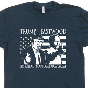 Trump Eastwood shirt