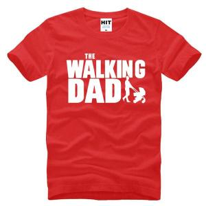 Walking Dad T shirt
